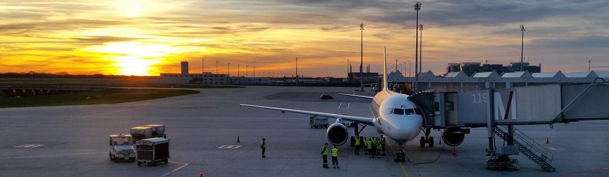 Flug Frankfurt Genua